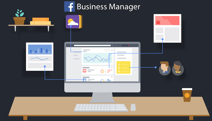 cos'è a cosa serve business manager facebook